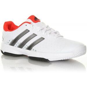 a215b7d3811 Details about Adidas Barricade Team 4 Kids Tennis Shoes