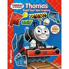 Thomas & Friends: Build Your Own Engines Sticker Book by Egmont Publishing UK (Novelty book, 2016)