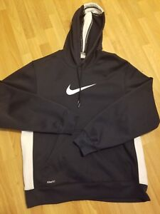 Black Nike Hoodie Men Size S