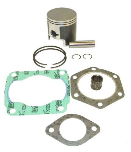 WSM 54-300-10P Platinum Top-End Rebuild Kit for Polaris 250 ATV//UTV Models