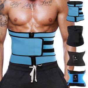 Mens-Sport-Sauna-Sweat-Waist-Training-Belt-for-Weight-Loss-Premium-Waist-Trimmer