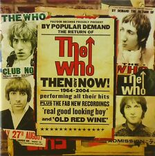CD - The Who - Then And Now - A557