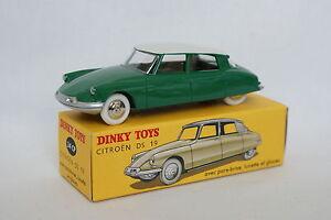Dinky-Toys-Atlas-1-43-Citroen-DS-19-Verte
