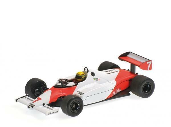 Minichamps McLaren Ford MP4-1C Ayrton  1 43 540834307