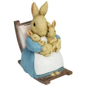 Mrs Rabbit Figure Moneybox - Beatrix Potter
