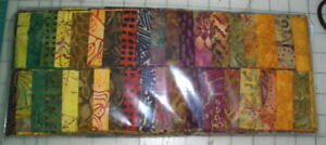 SALE-RETURNED-ITEM-Timeless-Treasures-Harvest-Tonga-Treats-40-Strips-2-5-034