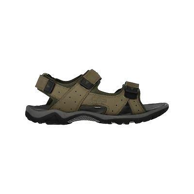 Cmp Scarponcini Almaak Hiking Sandal Verde Tinta Tessile Camoscio-