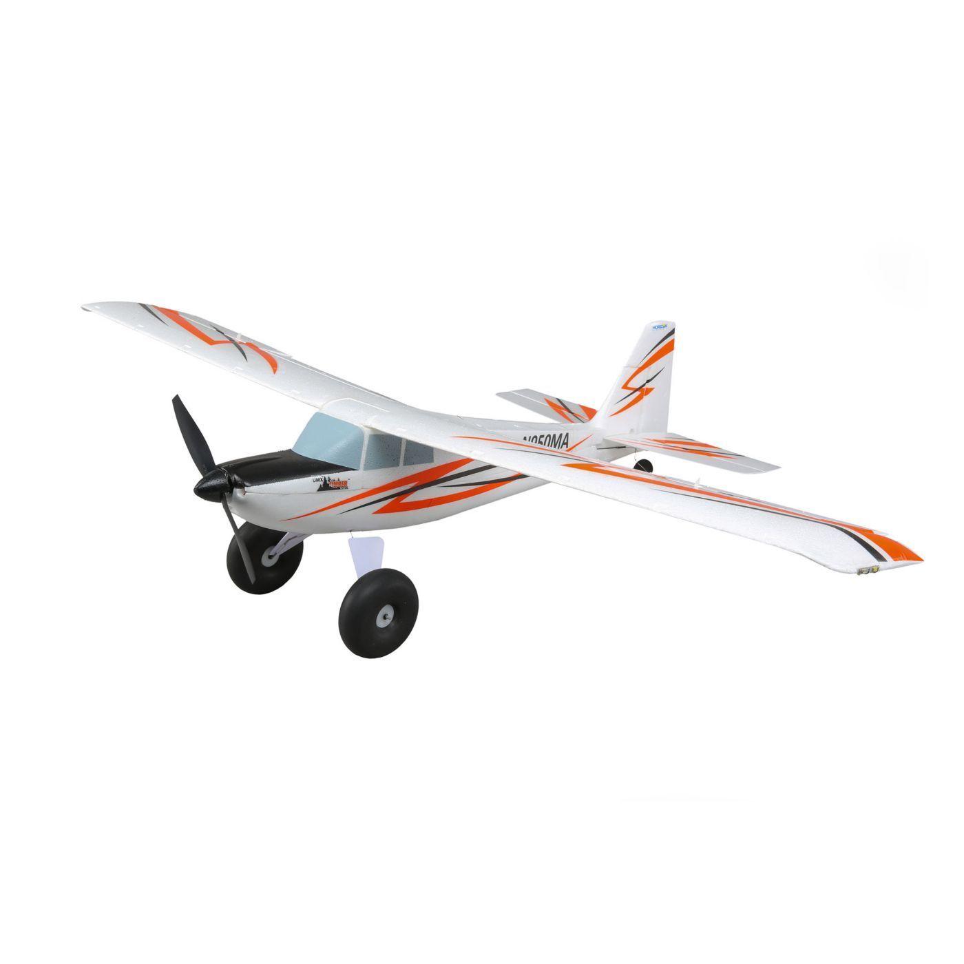 E-Flite UMX Timber BL Brushless Bind And Fly Basic R/C Airplane EFLU3950