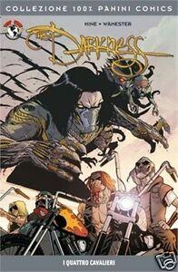 100-PANINI-COMICS-THE-DARKNESS-I-QUATTRO-CAVALIERI-Panini-Comics-2011