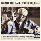 E-40 Ball Street Journal CD 2008