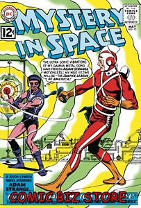 MYSTERY-IN-SPACE-75-FACSIMILE-EDITION-2020-1ST-PRINTING-BAGGED-amp-BOARDED