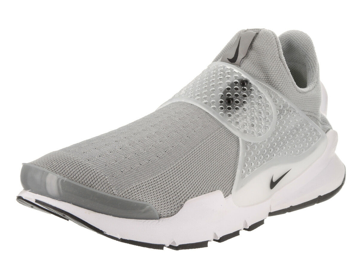 438b55d5d2ee1 Nike Sock Dart KJCRD Sz 9 Medium Grey Black White 819686 002 for ...