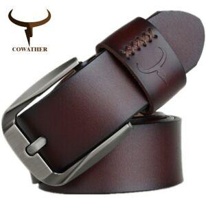 Cinturones-ORIGINALES-Correas-De-Cuero-Para-Hombre-Cinturon-De-Lujo-De-Vestir-Lu
