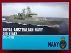 2011 Royal Australian Navy 100 Years, 1oz Silver Proof Coin and Badge Set