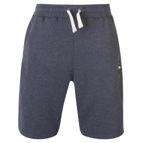 Mens SoulCal Signature Fleece Shorts Drawstring New