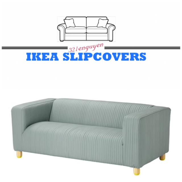 Ikea Klippan Loveseat Couch Slipcover