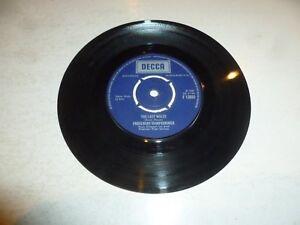 ENGELBERT-HUMPERDINCK-The-Last-Waltz-1967-UK-7-034-2-track-vinyl-single