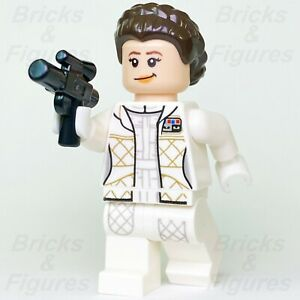 New-Star-Wars-LEGO-Princess-Leia-Hoth-Outfit-Minifigure-75222-75203-Genuine
