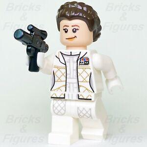 New-Star-Wars-LEGO-Princess-Leia-Hoth-Outfit-Minifigure-75222-75203-Genuine