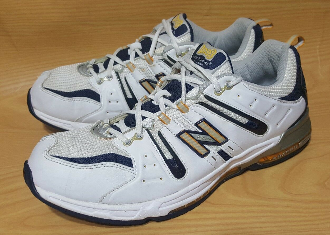 New Balance 1008 N Lock Training Running Mens Sneakers Shoes 14 D