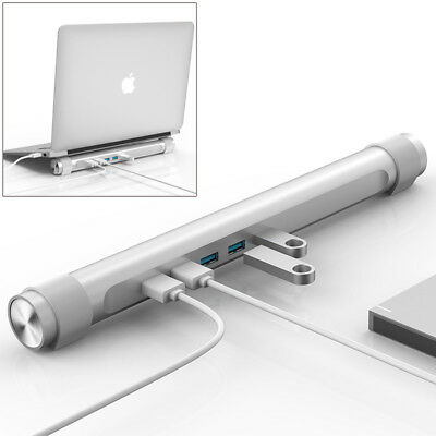 ORICO M4U3-SV Multi-function 4 Ports USB 3.0 Hub with Holder Free Shipping