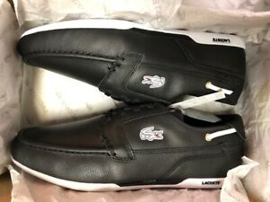 Lacoste-Mens-Dreyfus-Fashion-Sneaker-Black-size-9-5