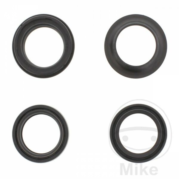 All Balls Front Fork Oil Seal & Dust Cap 56-115 Bmw R 1150 Rs 2004-2005 Om Hinder Uit De Weg Te Ruimen En De Dorst Te Lessen