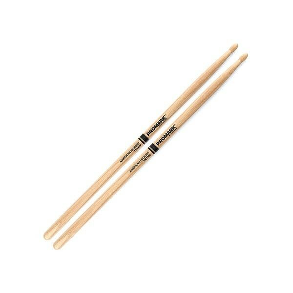 Promark 7a Hickory Wood Tip Tx7aw