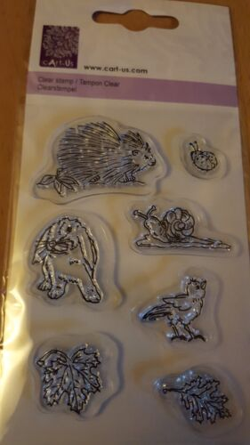 Dogs Ostritch Various Designs Cart Us Stamps Medium Animals Teddy Frog