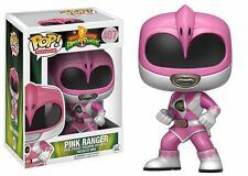 Power Rangers - Funko Pop Television 407 - Pink Ranger - Original Figure Pvc