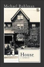 House : A Memoir by Michael Ruhlman (2005, Hardcover)