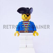 LEGO 2 x Figur Minifigur pi006 Pirates I Pirat aus Set 6286