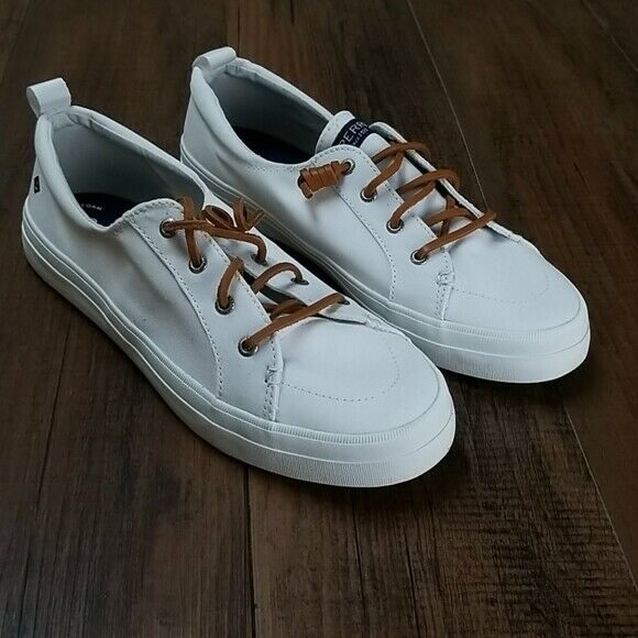 Sperry Women's Crest Vibe Memory-Foam Lace-up (Size 10)