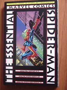 ESSENTIAL-Spider-man-vol-1-de-Marvel-Comics-Original-USA-mas-de-500-pag