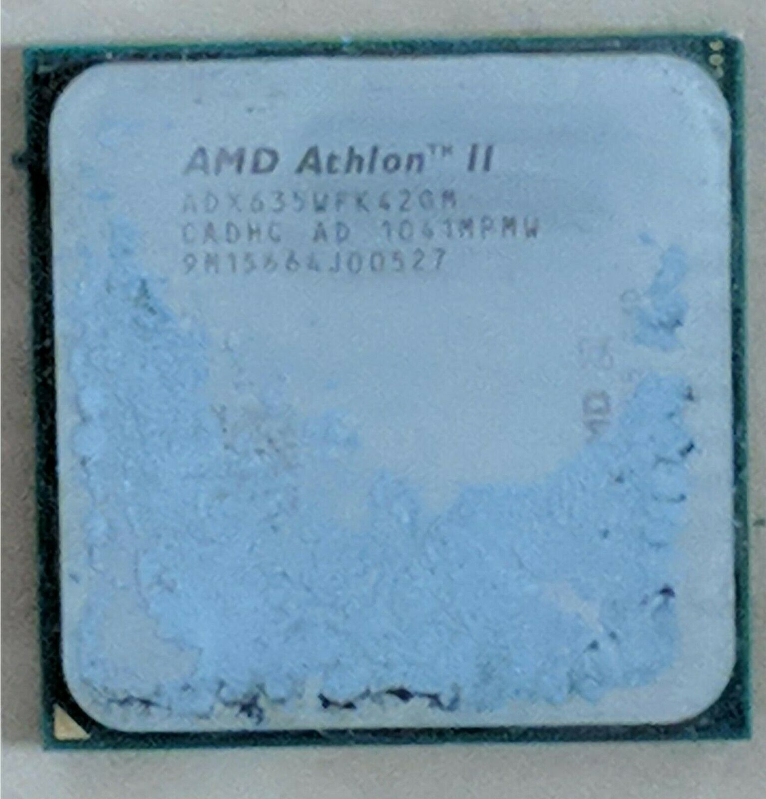 Amd Athlon Ii X4 635 2 9ghz Quad Core Adx635wfk42gi Processor For Sale Online Ebay