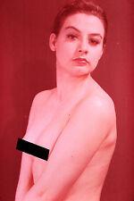 Harrison Marks Glamour Model Nude 35mm Colour Slide 1960 Vintage Collectable M31