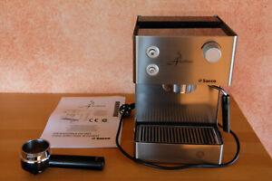 Saeco Aroma Espressomaschine Edelstahl Siebträger generalüberholt
