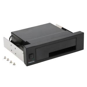 Disque-Dur-Boitier-Rack-Mobile-2-5-034-3-5-034-Sata-HDD-SSD-Hot-Swap-Single-Baie