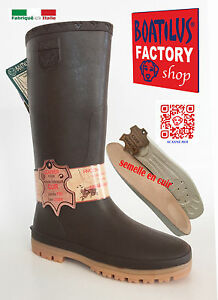 Bottes-de-Pluie-Homme-Boatilus-Men-Rain-Boots-Stivali-Pioggia-Galosce-Uomo-PVC