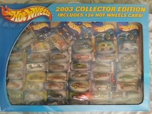 2003-Hot-Wheels-Factory-Sealed-Set-All-126-Cars-w-Treasure-Hunts-BLOWOUT-PRICE