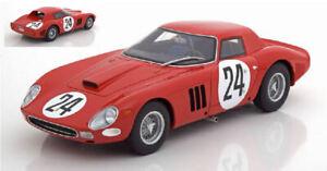 Ferrari 250 Gto # 24 5ème Lm 1964 L. Bianchi / J. Blaton 1:18 Modèle Cmr