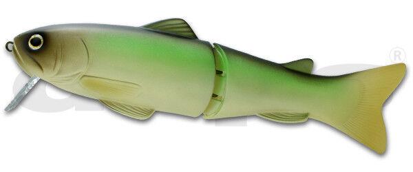 DEPS New Silent Killer 250 Bibbed Jointed Swimbait  07 Deadly Keta Bass