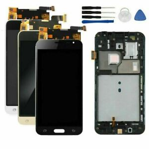 Ecran-Tactile-LCD-Screen-Display-Pour-Samsung-Galaxy-J3-2016-J320-J320F-FN-BUS