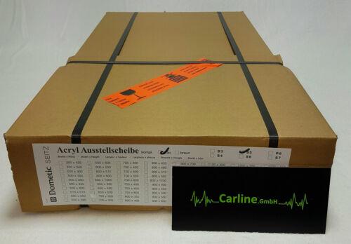 Attachment Parts Dometic Seitz 500x300 Spare Glass S4 S5 Quarterlight New Incl