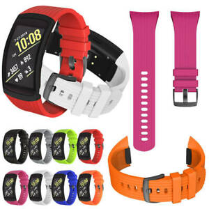 Replacement-Strap-for-Samsung-Galaxy-Gear-Fit-2-Silicone-Watch-Band-Wristband