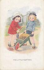 CHILDREN :The Little Plotters - FAULKNER