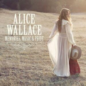 Alice-Wallace-Memories-Music-amp-Pride-New-Vinyl-LP