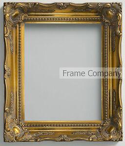 Frame Company Langley Range Swept Ornate Vintage Picture