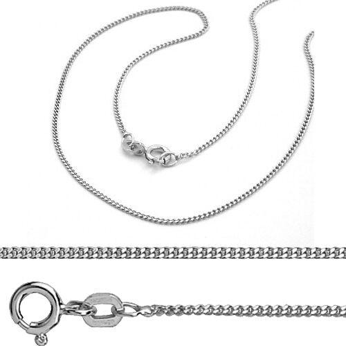 2 de pareja de amistad de-estoy enamorado de ti remolque con 2 cadenas real de plata 925