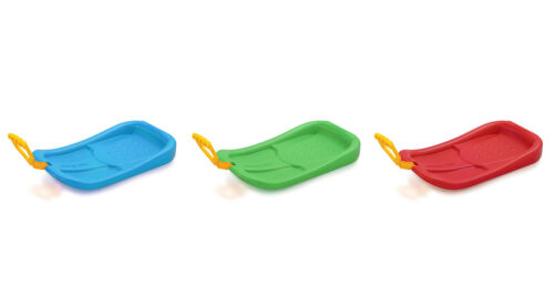 Bobschlitten Riesen Rutscher Schlitten Kinderschlitten Kinder ISBRUN 3 Farben